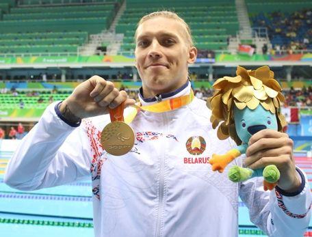 Изотов Владимир  чемпион Паралимпийских игр 2016 в Рио-де-Жанейро
